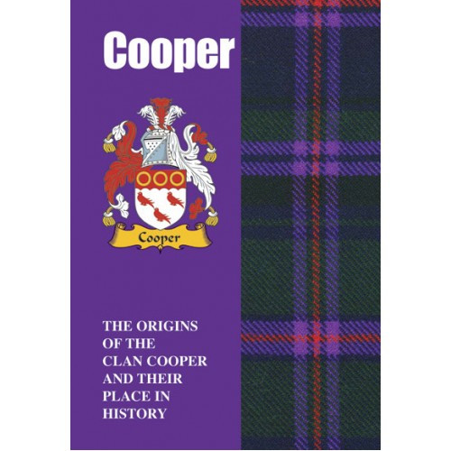 Cooper Clan History Book