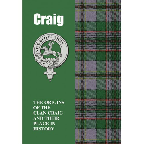 Craig Clan History Book