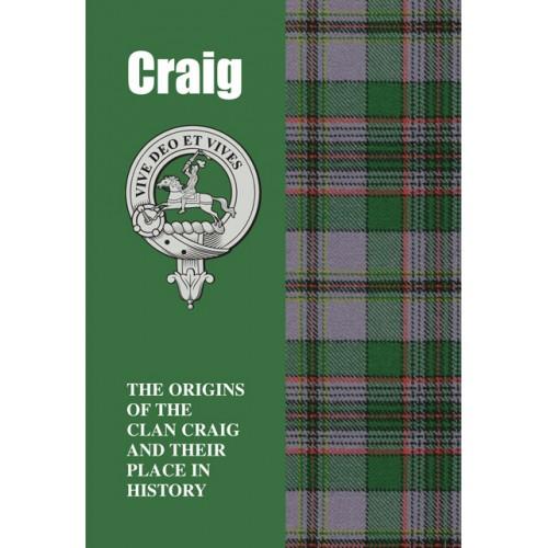 Craig Clan History Book
