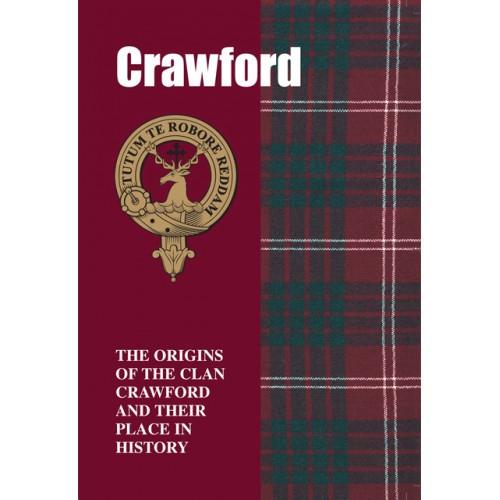 Crawford Clan History Book