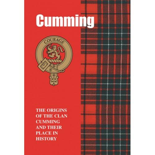 Cumming Clan History Book