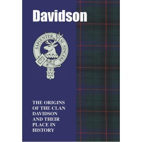 Davidson Clan History Book
