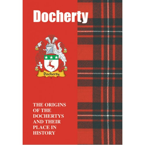Docherty Clan History Book