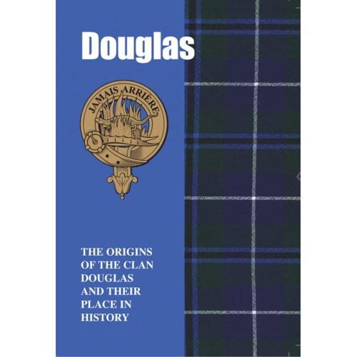 Douglas Clan History Book