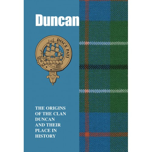 Duncan Clan History Book