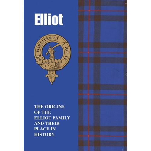 Elliot Clan History Book