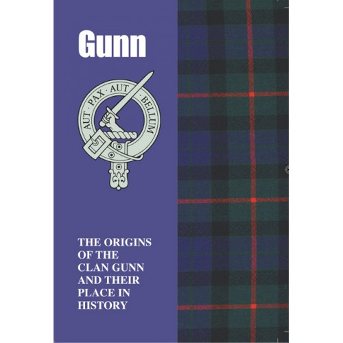 Gunn Clan History Book