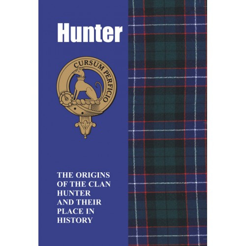 Hunter Clan History Book