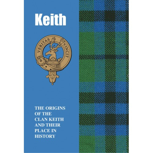 Keith Clan History Book