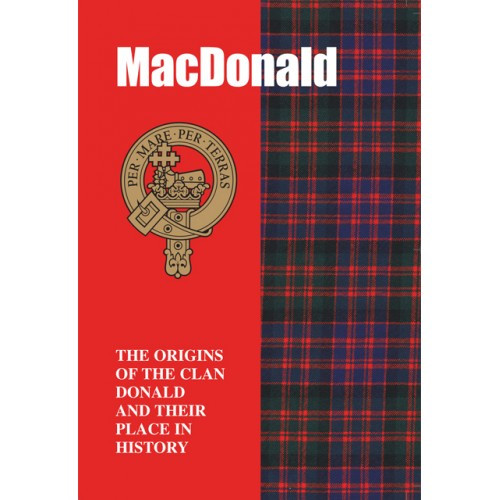 MacDonald Clan History Book