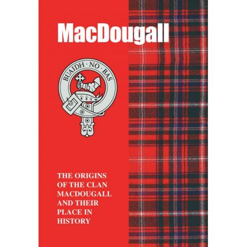MacDougall Clan History Book