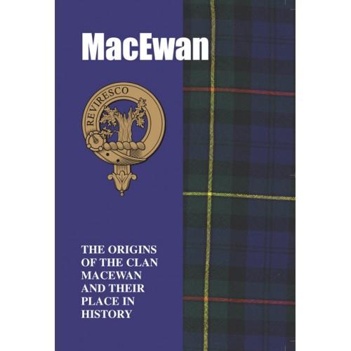 MacEwan Clan History Book
