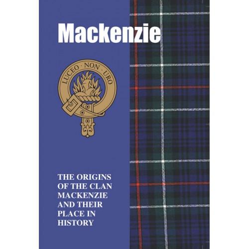 MacKenzie Clan History Book