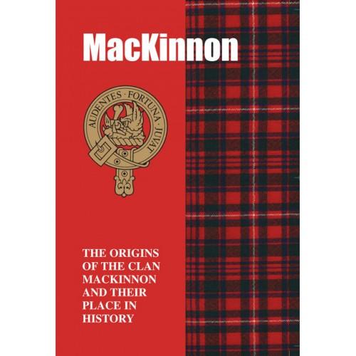 MacKinnon Clan History Book