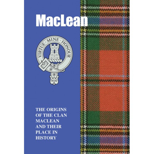 MacLean Clan History Book