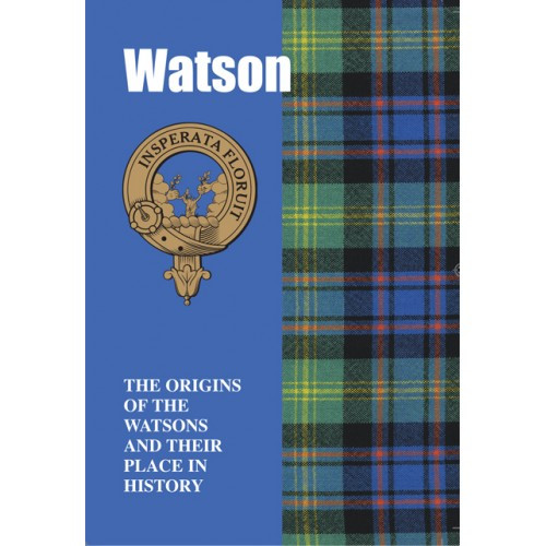 Watson Clan History Book