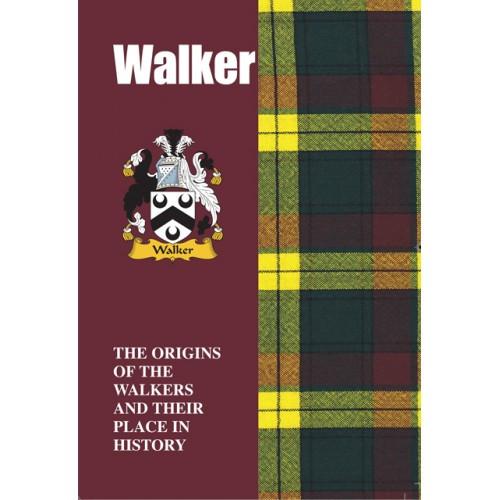 Walker Clan History Book