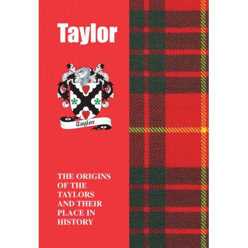 Taylor Clan History Book