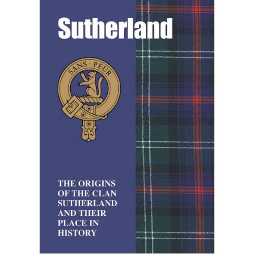 Sutherland Clan History Book