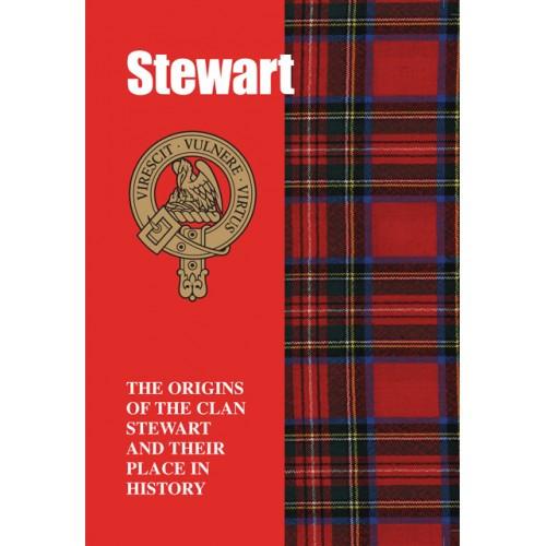 Stewart Clan History Book