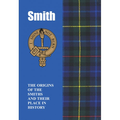 Smith Clan History Book