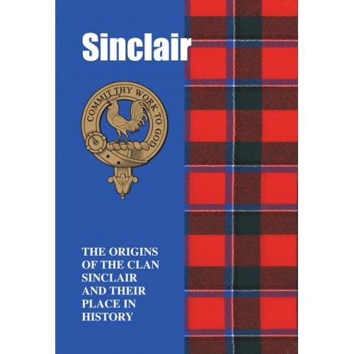Sinclair Clan History Book