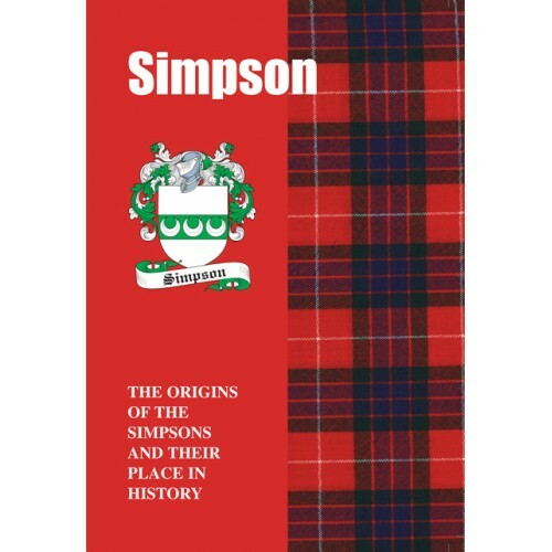 Simpson Clan History Book