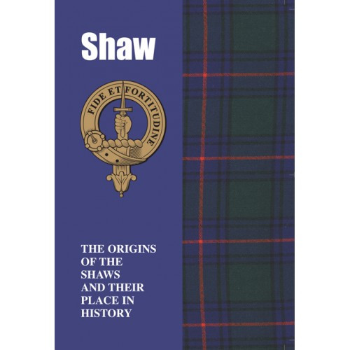 Shaw Clan History Book