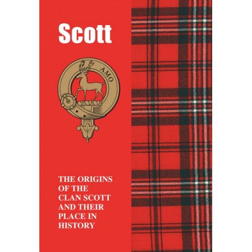 Scott Clan History Book