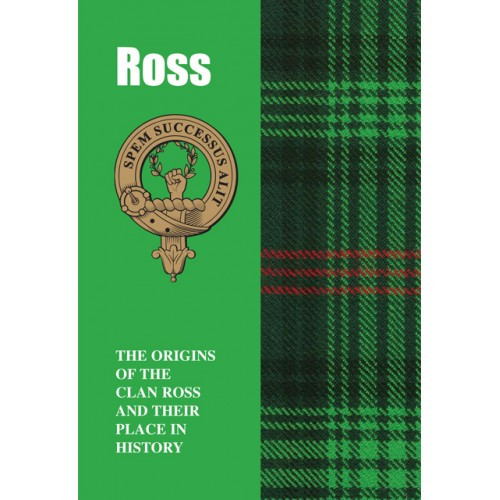 Ross Clan History Book