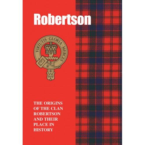 Robertson Clan History Book
