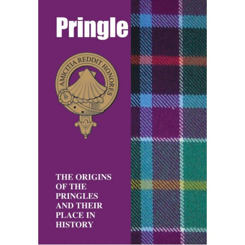Pringle Clan History Book