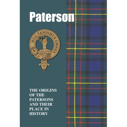 Paterson Clan History Book