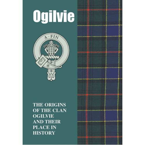 Ogilvie Clan History Book
