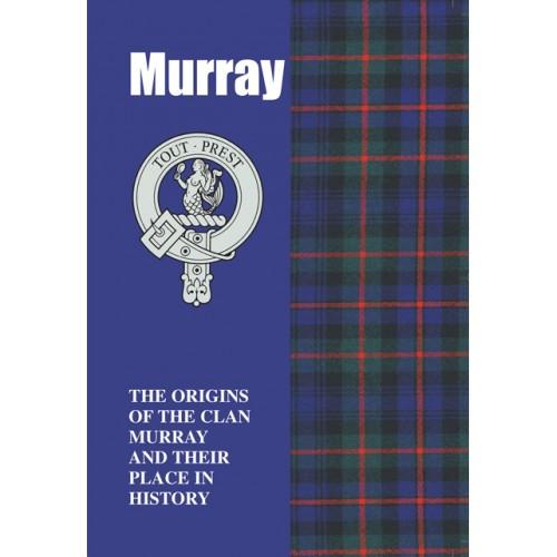 Murray Clan History Book