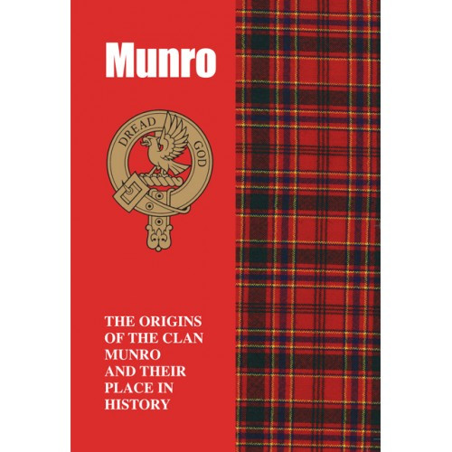 Munro Clan History Book