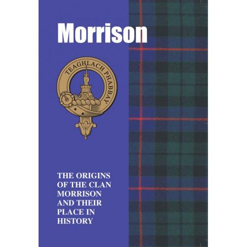 Morrison Clan History Book