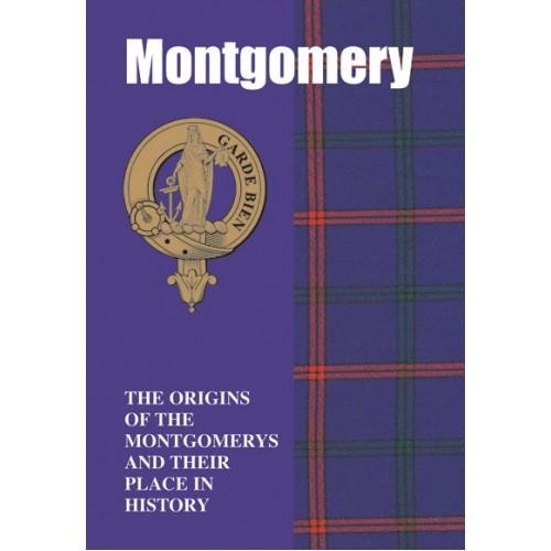 Montgomery Clan History Book