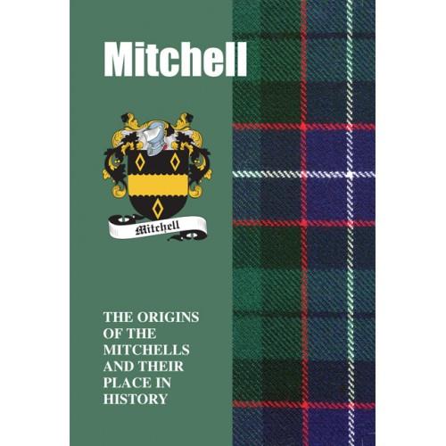 Mitchell Clan History Book