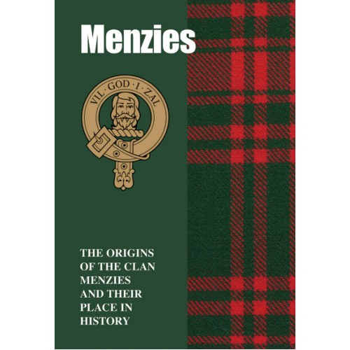 Menzies Clan History Book