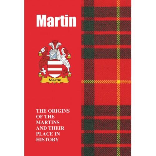 Martin Clan History Book