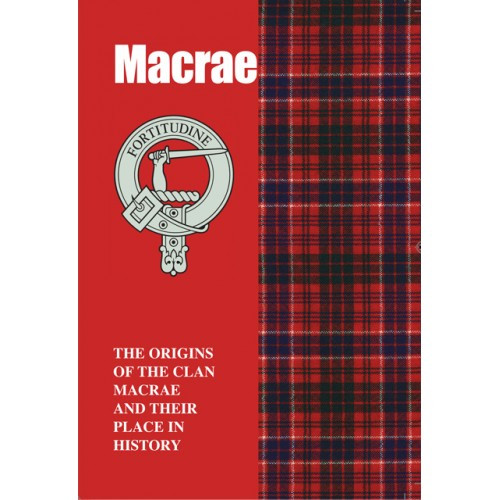 MacRae Clan History Book