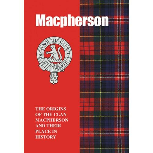 MacPherson Clan History Book