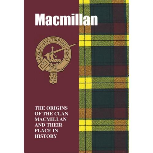 MacMillan Clan History Book
