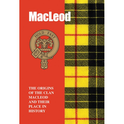 MacLeod Clan History Book