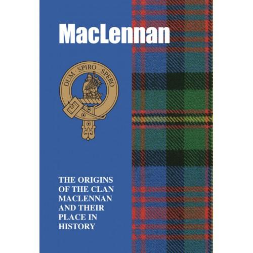 MacLennan Clan History Book