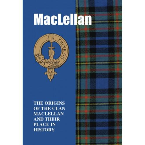 MacLellan Clan History Book