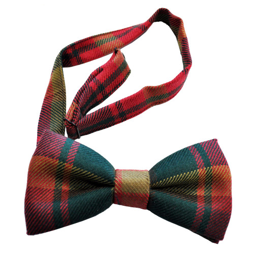Maple Leaf bow tie