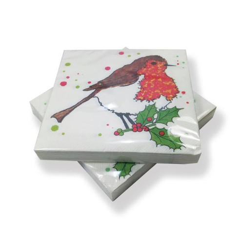 Robin Paper Napkins designed by Scott Inness