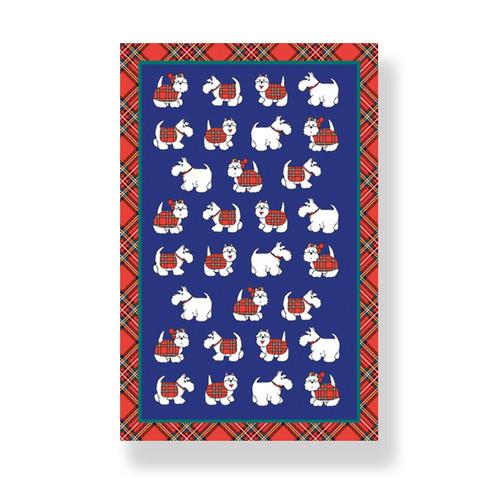 artan Terrier Tea Towel